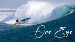 One Eye Wave Windsurf Video from Fanatic
